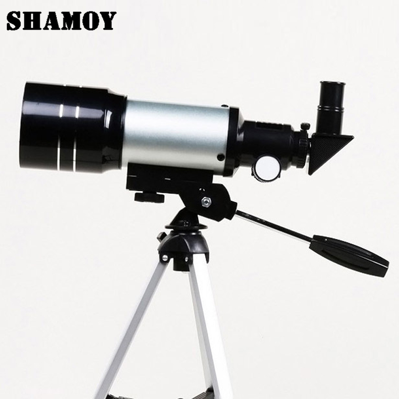 Фотография SHAMOY Profesional Astronomical Telescope Monocular Telescopes Field Glasses High Magnification Telescopio A30070