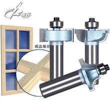 1/2 хвостовик 3 шт./компл. набор деревянных ножей для двери фрезерный Режущий шип нож фрезы