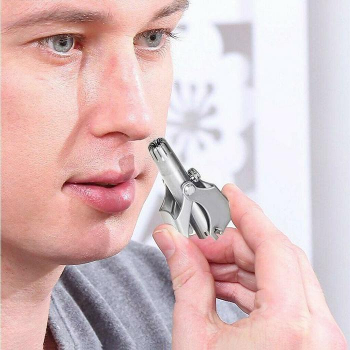 Aparador de ouvido e nariz