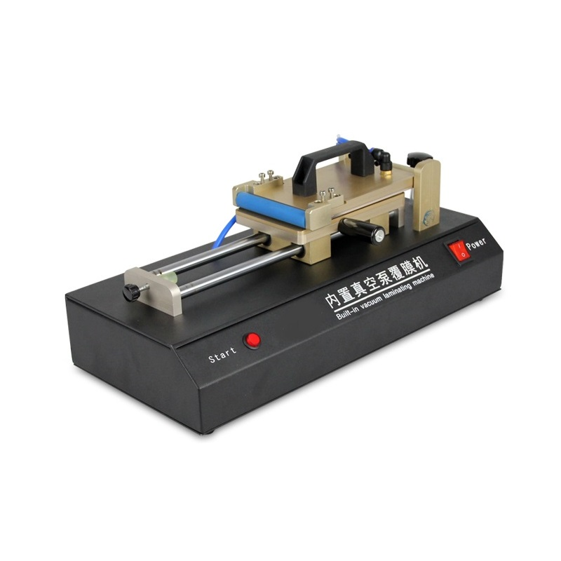 LY 971 TBK 7 inch manual vacuum OCA film laminating machine 220V 110V for LCD screen repairing tbk 15 inch oca vacuum laminating machine lcd separator glue remover frame laminator manual oca polarizer film laminating