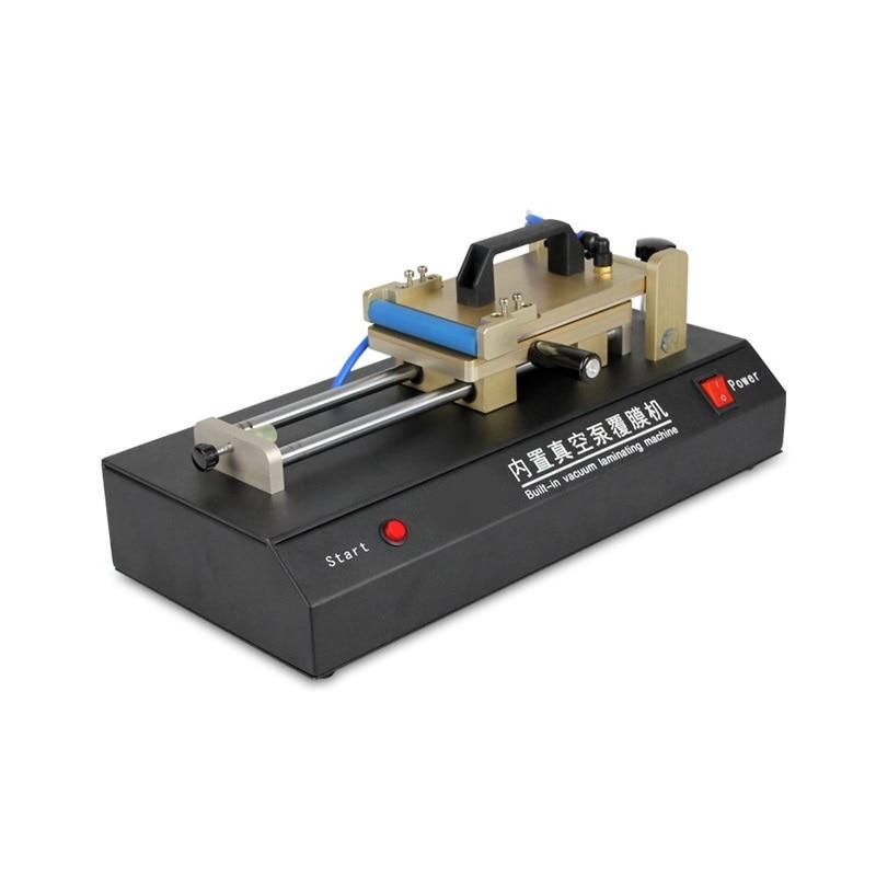 LY 971 TBK 7 inch manual vacuum OCA film laminating machine 220V 110V for LCD screen repairing semi auto lcd repair machine ly 948v 3 oca pack c for 7 inch free tax to europe