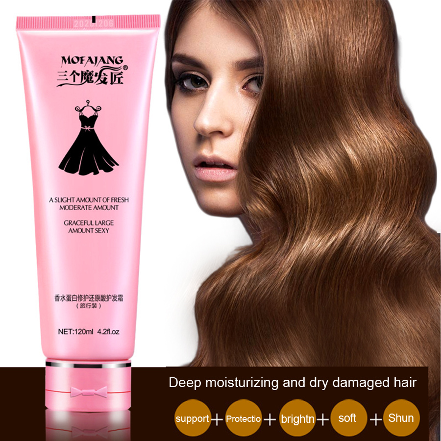 120ml Shampoo For Hair Conditioners Hair Scalp Treatments Coconut Oil Smoothing Hair Care Set Shampoo straight серум за растеж на мигли