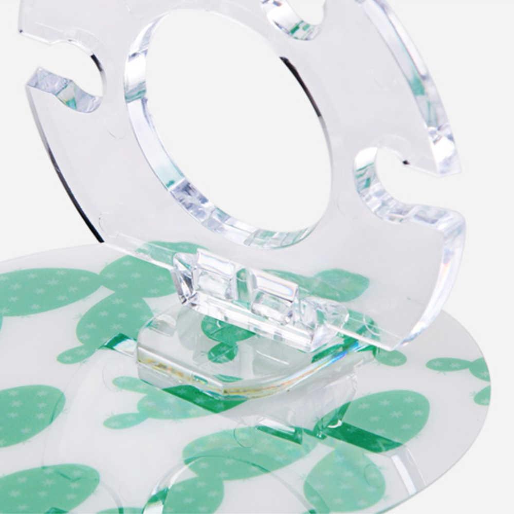 Plastic Punch-Gratis Tandenborstelhouder Scheerapparaat Opbergrek Sterke Zuigkracht Tandpasta Dispenser Badkamer Organizer Accessoires
