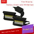 Venta caliente Nuevo Bulbo de Lastre de Xenón HID Kit de Conversión Delgado 35 W 6000 K HID Reemplazo H1 H3 H7 H8 luz. Free & Drop Shipping