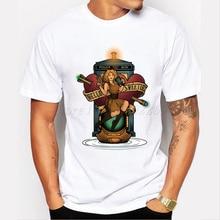 Doctor Who Cartoon T-Shirt