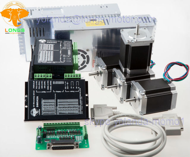 Stepper Dm542 Wiring - Product Wiring Diagrams •