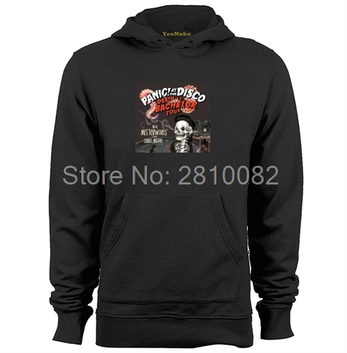 Panic! At The Disco Death Of A Bachelor Tour 2017 Poster Mens & Womens Cool Hoodies