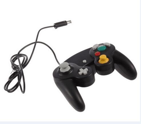 haoba игра шок вибрация джойстика для ninten для приставки Wii и GameCube контроллер подушечка джойстик для nintend залить залить НГК ГК контрол