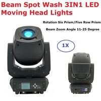 LED 230W Moving Head Lights Beam Spot Wash 3IN1 DMX Party Stage Lights LED Dj Lights 100 240V Professional Stage Shows Equpments