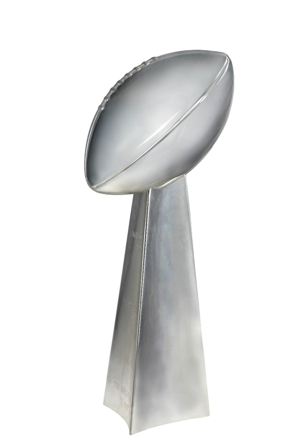 2018 2019 new england 1 1 Full Size 52CM football trophy logo customed allowed