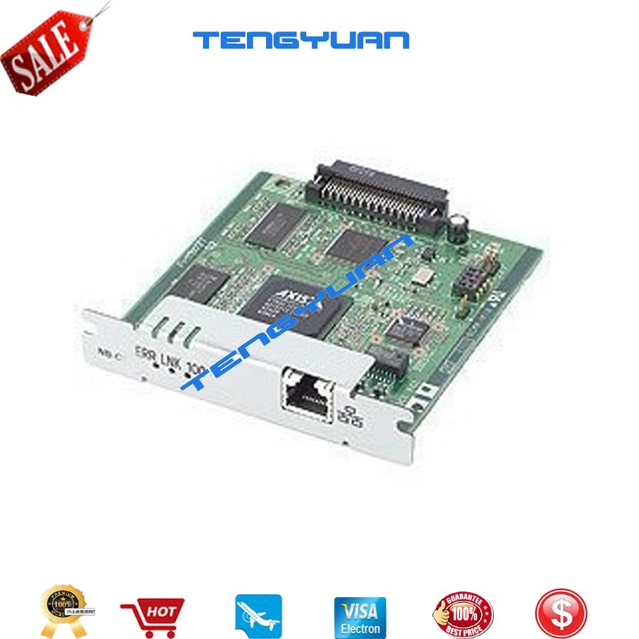 FM3-2014-000 FM3-2014 Jetdirect LBP3500 LBP3300 LBP3310 LBP5100 LBP5000 NB-C2 Network Card Print Server printer Net card поло print bar nb