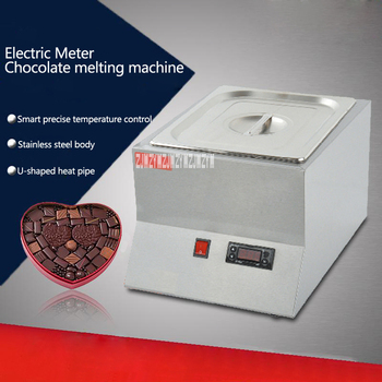 1PC Electric chocolate melter stove/ chocolate melting machine FY-QK-620 melting machinery equipment
