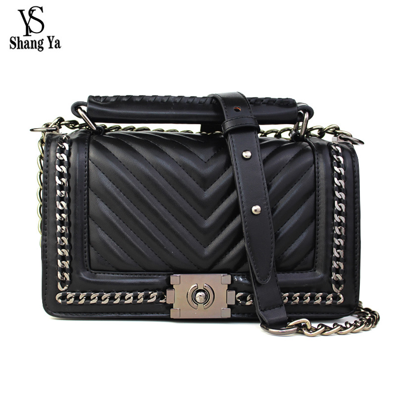 New Famous Designer Brand Shanel Bags Women Leather Handbag High Quality Crossbody Bag For Women Messenger Bag Sac A Main Bolsos new original laptop keyboard for lenovo thinkpad t460p t460s us keyboard english with backlit backlight 00ur395 00ur355