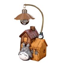 цена на Lovely Cartoon Resin Figurines Fairy Living Room Bedroom Night Light Vintage Style Garden Home Decoration Crafts Furnishing