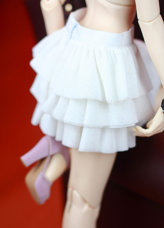 1/4 1/3 scale BJD doll clothing Skirt for BJD accessory MSD SD DD DY.Not included doll,shoes,wig and other 17C3519