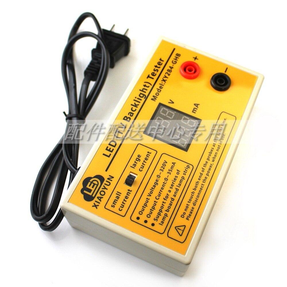 Image 2 - Тестер светодиодной подсветки для телевизора 0 320 в, тест полоски со светодиодным индикатором тока и напряжения для всех светодиодов, вилка стандарта СШАtool tooltool ledtools display -