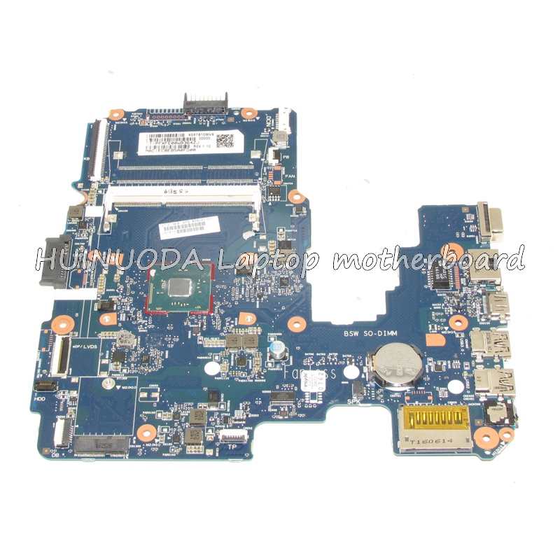 NOKOTION 858040-001 Laptop motherboard For HP 14-AM 6050A2823301-MB-A01 N3630 CPU Mainboard full test for hp laptop motherboard 6570b 686976 001 motherboard 100% tested 60 days warranty