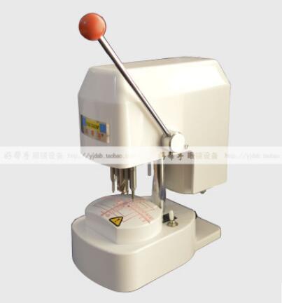 Équipement optique lunettes à LED lentille modèle machine de forage lentille optique foreur trois trous expédition rapide