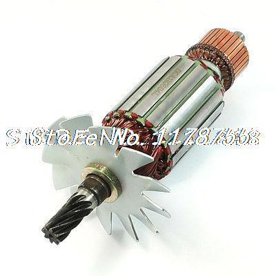 Sega circolare Parte 14mm Drive Shaft Rotor Armature 8 Denti per Hitachi C-13SASega circolare Parte 14mm Drive Shaft Rotor Armature 8 Denti per Hitachi C-13SA