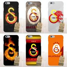 Tpwxnx Galatasaray Sk Logo Voor Galaxy Alpha Core Prime Opmerking 2 3 4 5 S3 S4 S5 S6 S7 S8 mini rand Plus Zachte Mode Mobiele Case(China)