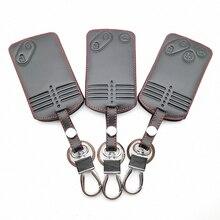 คีย์การ์ดสำหรับ MAZDA 2 3 5 Premacy Miata 6 8 RX8 MX5 M8 CX 7 CX 9 Verisa MPV 2/3/4 ปุ่มป้องกันระยะไกล FOB