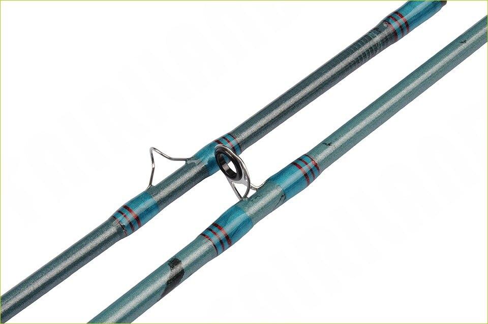 # voar pesca vara de carbono de