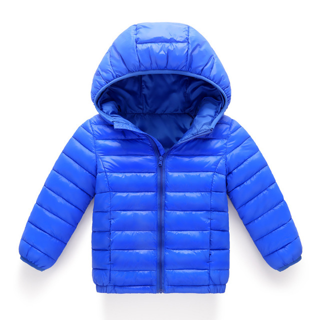 Children Winter Down Jackets for Boys Outerwear Kids Duck Down jackets for girls Warm Down Hooded Coat Teenager Clothing parka