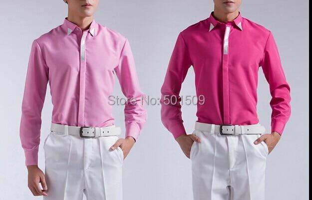 Online Get Cheap Light Pink Shirt Mens -Aliexpress.com | Alibaba Group