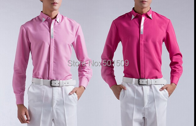Compare Prices on Mens Pink Tuxedo Shirt- Online Shopping/Buy Low ...
