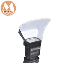 Universal Portable Flash Soft Box Diffuser Pocket Bouncer XTLB for Canon Nikon Sony Olympus Flashes