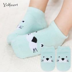 Yolfeert cotton newborn baby socks for summer spring floor children s socks for newborns calcetines bebe.jpg 250x250