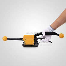 A333 Metal Strapping Machine  Manual Steel Strapping Combination Tool For Width 13-19mm oliver operations manual for machine tool technology