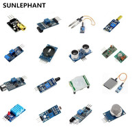 16pcs Lot Raspberry Pi 3 Raspberry Pi 2 Model B The Sensor Module Package 16 Kinds