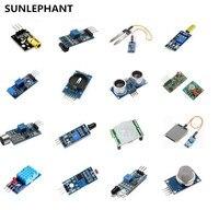 16pcs Lot Raspberry Pi 3 Raspberry Pi 2 Model B The Sensor Module Package 16 Kinds
