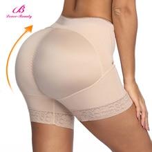 Lover Beauty Plus Size Padded Panties Butt Lifter Waist Shapers Women Underwear Body Shaper Butt Hip Enhancer Seamless Panties