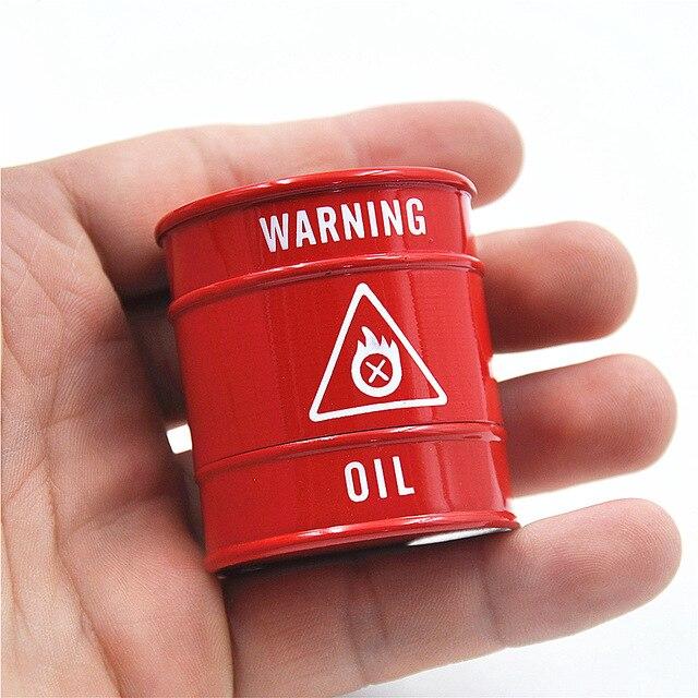 1pcs Creative 2017 Black/Red grinder amoladora cigarette tobacco cigar crusher as smoking pipe tool herb grinder for men