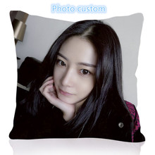 Custom-made cushion cover the picture custom-made pillow real person printing photograph custom diy gift