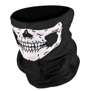 Men Scarf Balaclava-Masks Bandana Ride Skull Ghost Halloween Party Cuello Ski Hiking