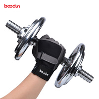 Weight Lifting Fitness Workout Gloves Men Women Sports Dumbbell Weightlifting Half Finger Outdoor Riding Travel Gym Musculation
