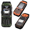 "LEMHOOV DT99 2.2 ""IP67 a prueba de Choques Impermeable 1800 mAh larga espera Dual SIM Cámara mp4 FM radio teléfono móvil P378"