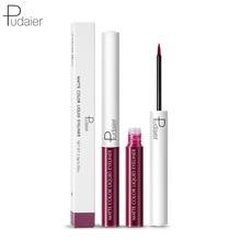 Pudaier 15 Colors Matte Colorful Liquid Eyeliner Waterproof Not Dizzy Long Lasting Quick Dry Brighten Smooth Eye Liner Makeup