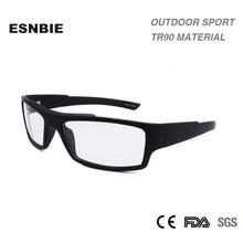 46acf8cdfc Marcos de gafas transparentes esnble monturas de hombre TR90 Marco de  prescripción montura de gafas para hombre