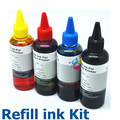 400ml Specialized CISS refill DYE INK For Epson C67 C87 C87 Plus CX3700 CX4100 CX4700 CX5700F CX7700 Printers UV resistant tinta