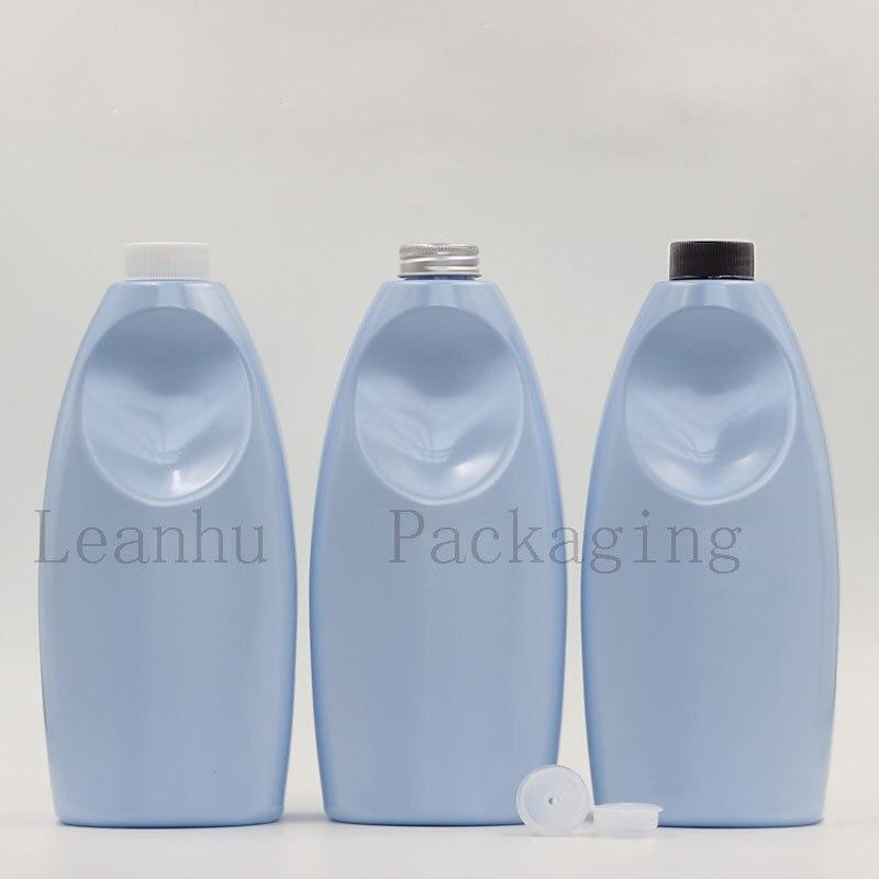 Bricolage Con Bottiglie Di Plastica.Blu Bottiglia Di Plastica Con Tappo A Vite Pet Riutilizzabile
