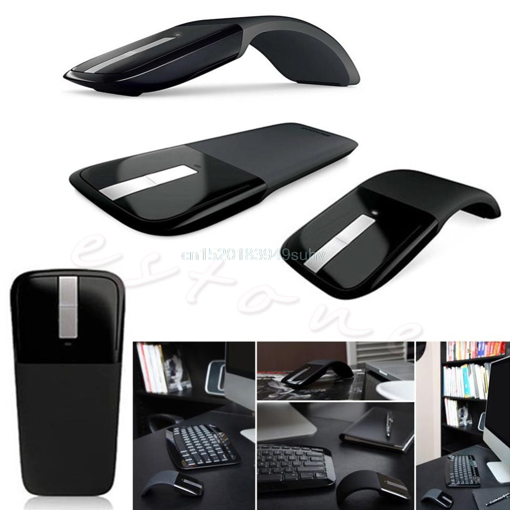 1Pc 2.4GHz Touch Wireless Mouse Mice 2017 NEW Optical With USB Receiver For PC Laptop Business Office Mouse