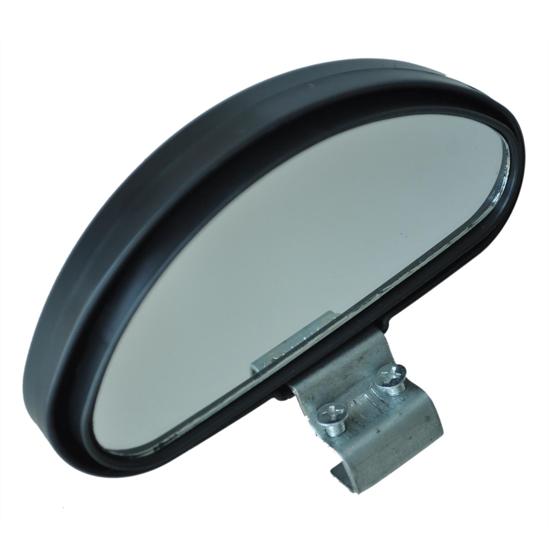 Promotion Black Plastic Casing font b Car b font Side Blindspot Blind Spot font b Mirror