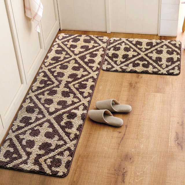 Nouvelle cuisine tapis anti dérapage bande cuisine absorbant tapis ...