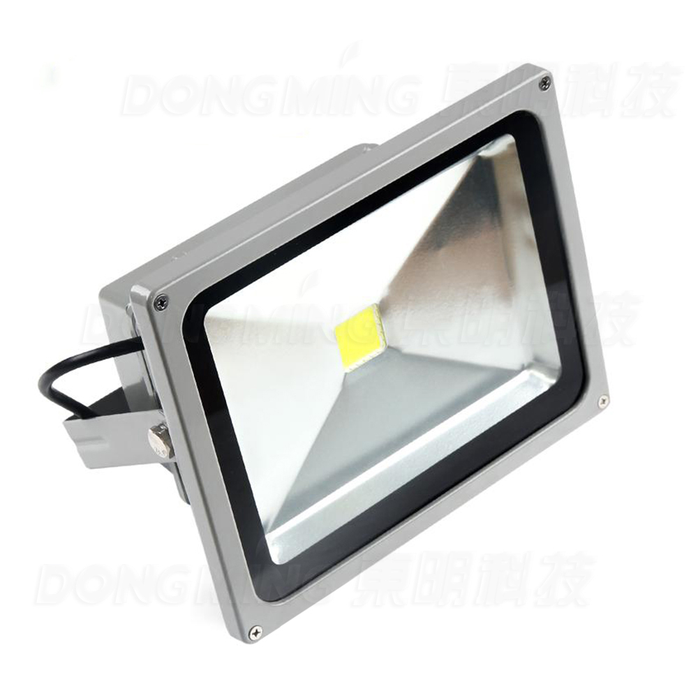 Free Fedex 1pcs 5000LM high lumen 50W LED Flood Light bulb white waterproof IP65 outdoor led spotlight RGB AC85-265V ultrathin led flood light 200w ac85 265v waterproof ip65 floodlight spotlight outdoor lighting free shipping