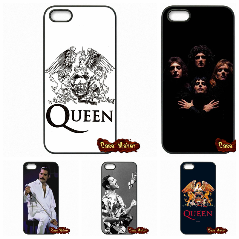 check out 58815 787e1 US $4.95 |Freddie Mercury Band Queen Phone Case Cover For Samsung Galaxy S3  S4 S5 MINI S6 S7 Edge Note 3 4 5 iPhone 4 4S 5S 5 5C 6 6S Plus on ...