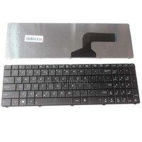 Клавиатура для ноутбука ASUS N53 X53 X54H k53 A53 N60 N61 N71 N73S N73J P52 P52F P53S X53S A52J X55V X54HR X54HY черный английский